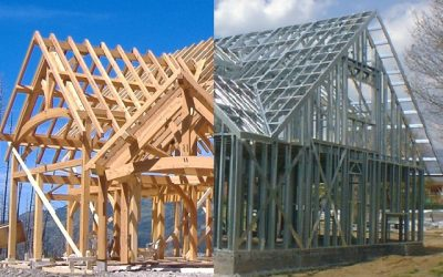 Timber VS Steel Frame: Which is Best for You?