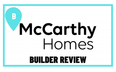 McCarthy Homes Builder Review
