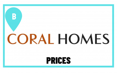 Coral Homes Prices